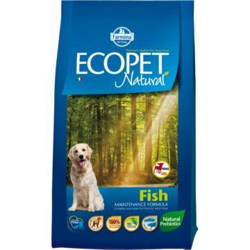 Ecopet Natural Fish Mini 2x14kg kutyatáp