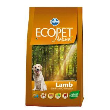 Ecopet Natural Lamb 2,5kg kutyatáp