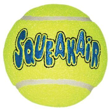 Játék Kong Squeakair Tennis Ball Labda Nagy, 2db