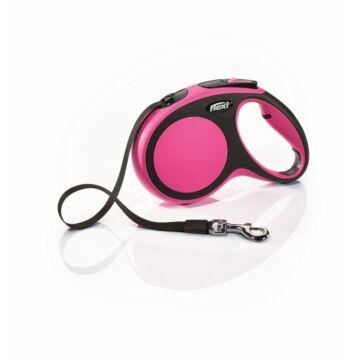 Flexi új Comfort M szalag 5m,25kgig pink