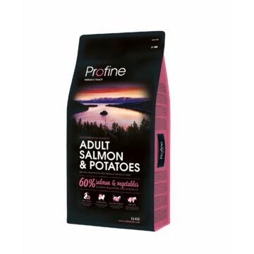 Profine Adult Salmon & Potatoes 15 kg kutyatáp