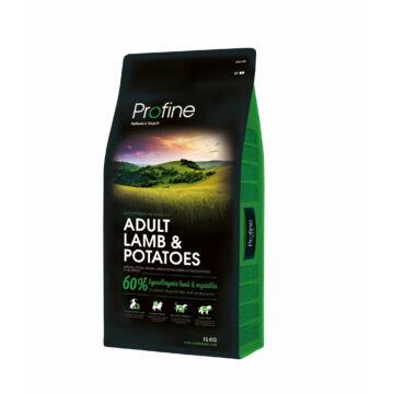Profine Adult Lamb & Potatoes 15 kg kutyatáp