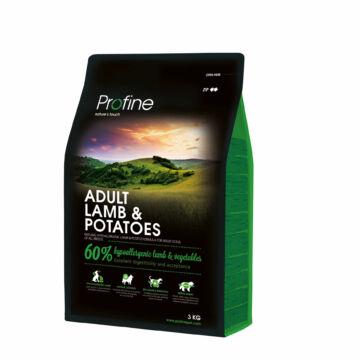 Profine Adult Lamb & Potatoes 3 kg kutyatáp