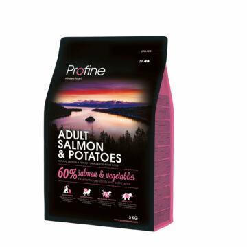 Profine Adult Salmon & Potatoes 3 kg kutyatáp