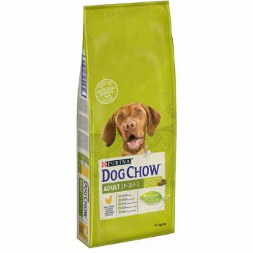 dog chow adult csirke