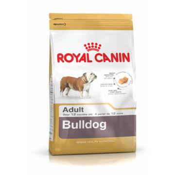 Royal Canin BULLDOG ADULT 3 kg  kutyatáp