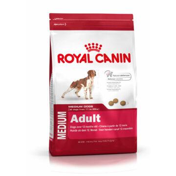 Royal Canin MEDIUM ADULT 4 kg kutyatáp