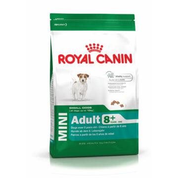 Royal Canin MINI ADULT 8+ 0,8 kg kutyatáp