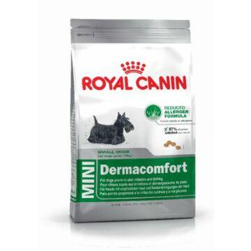 Royal Canin MINI DERMACOMFORT 3 kg kutyatáp
