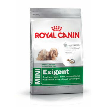 Royal Canin MINI 1-10 kg EXIGENT 0,8 kg kutyatáp