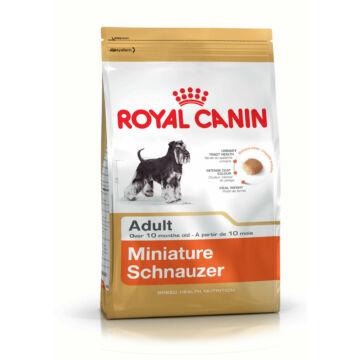 Royal Canin MINIATURE SCHNAUZER 3 kg kutyatáp
