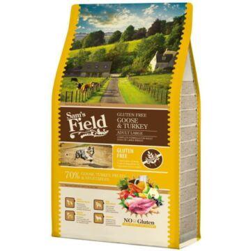 Sam's Field Adult Gluten Free Goose & Turkey - Large 2,5 kg