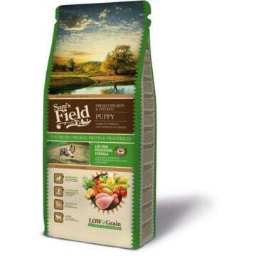 Sam's Field Fresh Chicken & Potato Puppy 2,5 kg