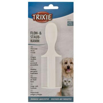Trixie Fésű Műanyag Bolha És Tetű 14cm