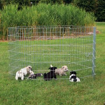 Trixie 8 elemes fém ketrec kutyáknak