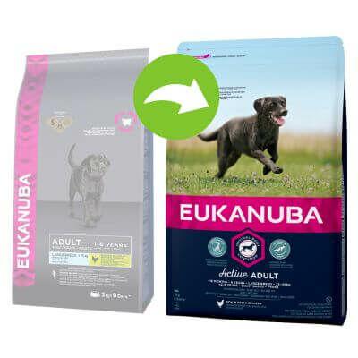 Eukanuba Adult Large 18kg kutyatáp