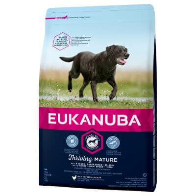 Eukanuba Mature & Senior Large 3kg kutyatáp