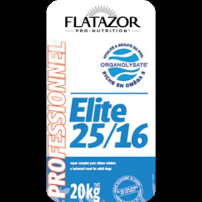 Flatazor Elite 25/16 20 kg kutyatáp