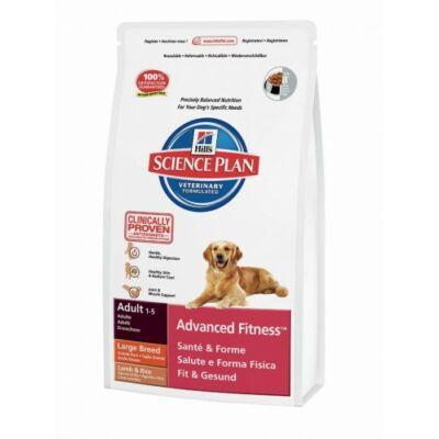 SP Canine Adult Large Breed Lamb & Rice 3 kg kutyatáp