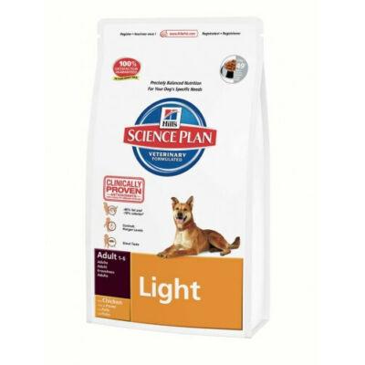 SP Canine Adult Light Chicken 12 kg kutyatáp