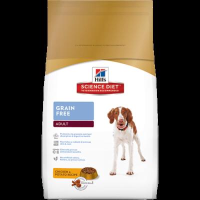 SP Canine Adult Nograin Chicken 2 kg kutyatáp