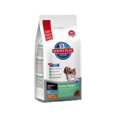 SP Canine Adult Perfect Weight Mini 0,7 kg kutyatáp