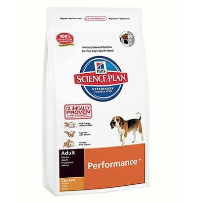 SP Canine Adult Performance 12 kg kutyatáp