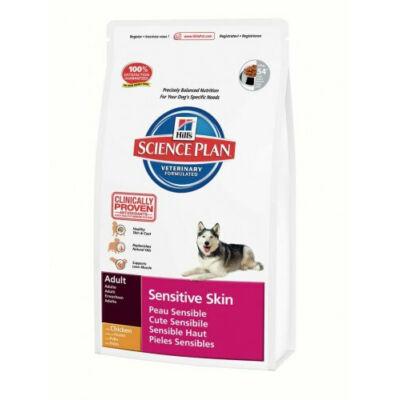 SP Canine Adult Sensitive Skin 3 kg kutyatáp
