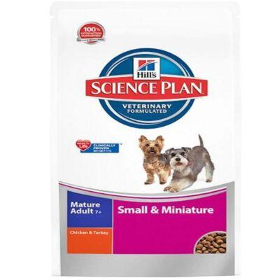 SP Canine Mature Adult Small&Miniature Chicken 0,3 kg kutyatáp