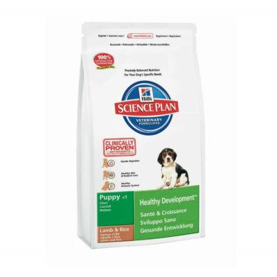 SP Canine Puppy Lamb & Rice 1 kg kutyatáp