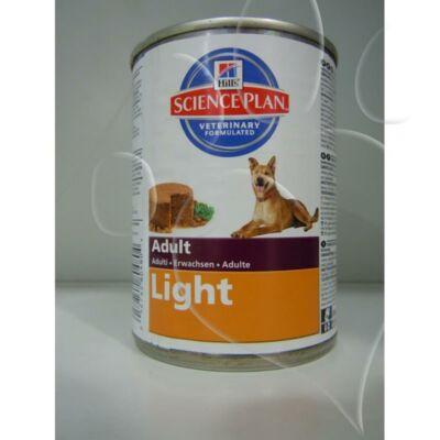 SP Canine Adult Light Chicken 0,37 kg