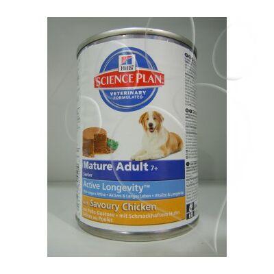 SP Canine Mature Adult Chicken 0,37 kg