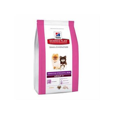SP Canine Adult Small&Miniature Sensitive Stomach & Sensitive Skin 0,3 kg kutyatáp