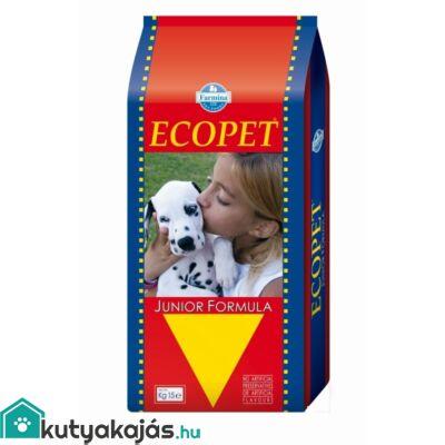 Ecopet Junior 27/14 15kg kutyatáp