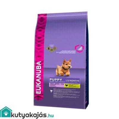 Eukanuba Puppy Small 1kg kutyatáp