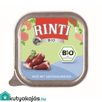 Rinti Dog Bio Alutálkás Szárnyas Szív 150g