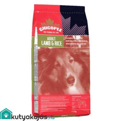 Chicopee Adult Lamb/Rice 2kg kutyatáp