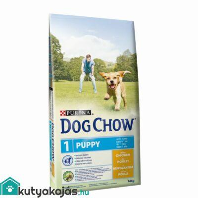 Purina Dog Chow Puppy Csirke 14kg kutyatáp