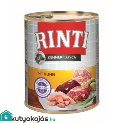 Rinti Dog Kennerfleisch Konzerv Csirke800g