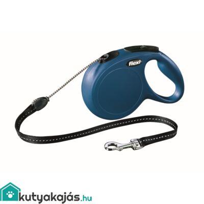 Flexi Új Classic Zsinór M 8m Kék 20kg