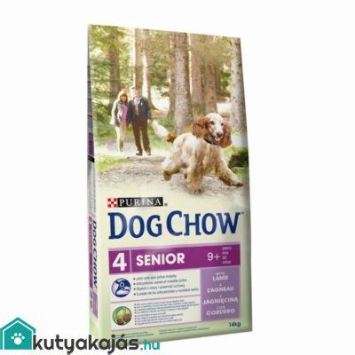 Purina Dog Chow Senior Bárány 14kg kutyatáp