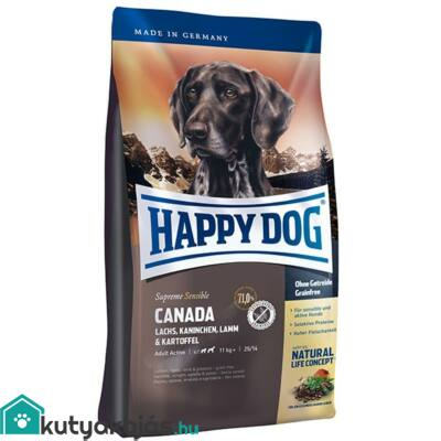 Happy Dog Supreme Canada 0,3 kg kutyatáp