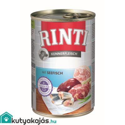 Rinti Dog Kennerfleisch Konzerv Tengeri Hal 400g