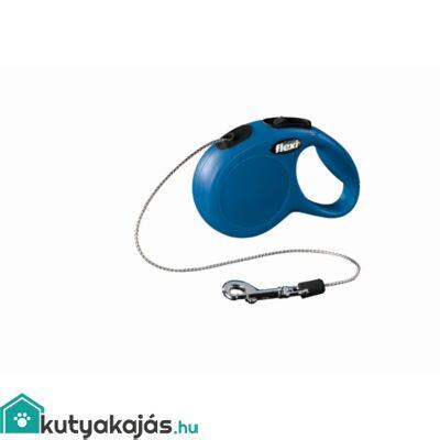Flexi Új Classic Zsinór Xs 3m Kék 8kg