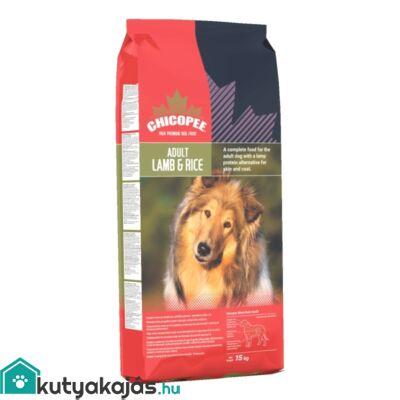 Chicopee Adult Lamb/Rice 20kg kutyatáp