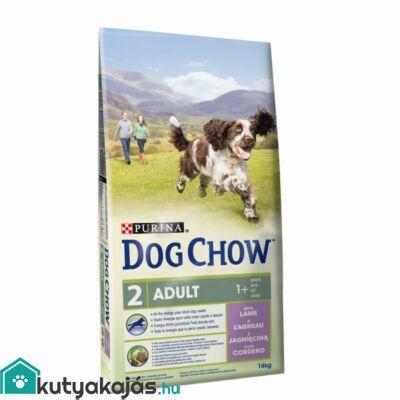 Purina Dog Chow Adult Bárány 14kg kutyatáp
