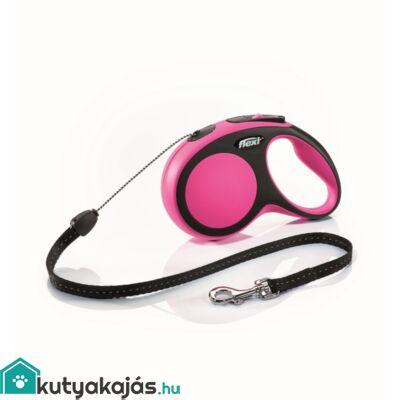 Flexi új Comfort S zsinór 8m,12kgig pink