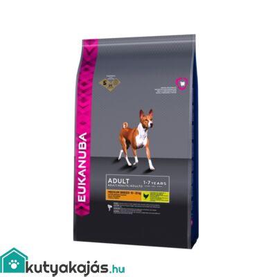 Eukanuba Adult Medium 3kg kutyatáp