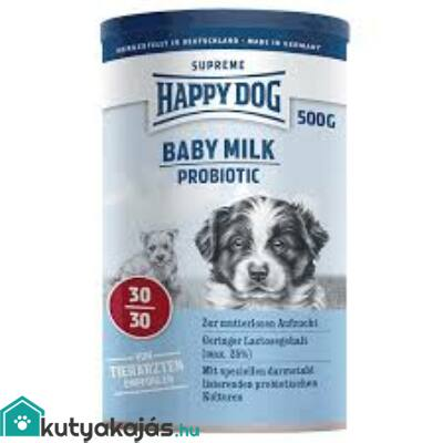 Happy Dog Baby Milk Probiotic