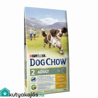 Purina Dog Chow Adult Csirke 14kg kutyatáp